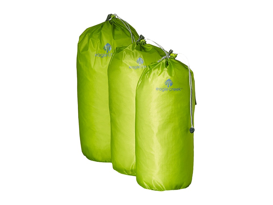 Eagle Creek - Pack-It Specter Stuffer Set S/M/L (Strobe Green) Bags