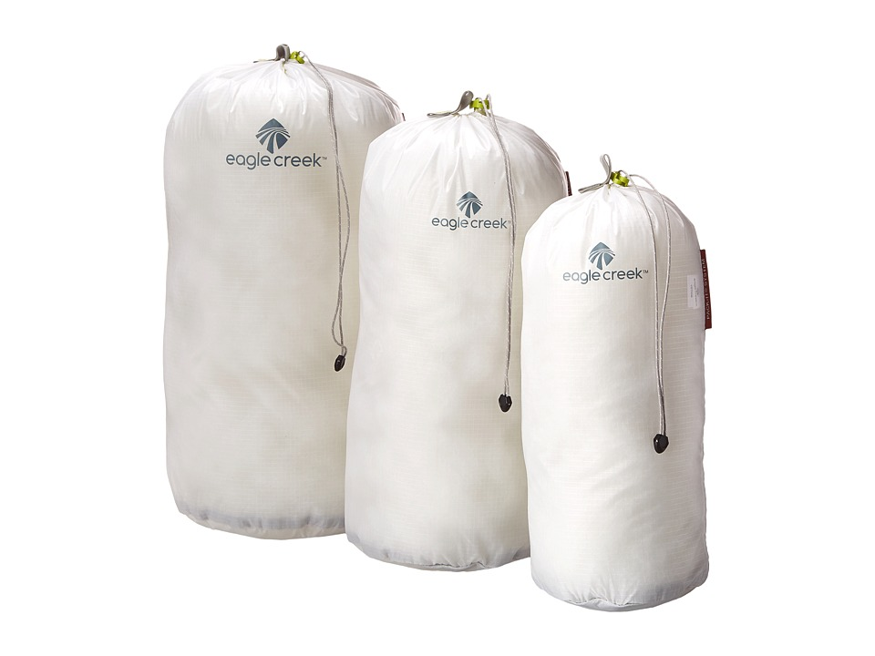 Eagle Creek - Pack-It Specter Stuffer Set S/M/L (White/Strobe) Bags