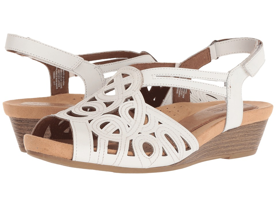 Rockport Cobb Hill Collection Cobb Hill Helen (White) Wedges