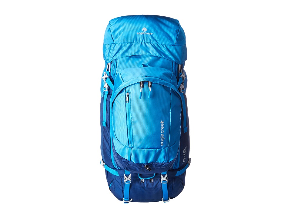 Eagle Creek - Deviate Travel Pack 85L W (Brilliant Blue) Travel Pouch