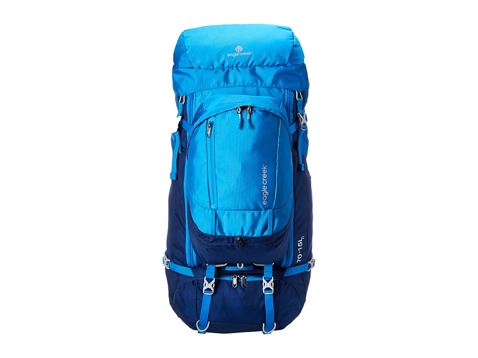 Eagle Creek - Deviate Travel Pack 85L (Brilliant Blue) Travel Pouch