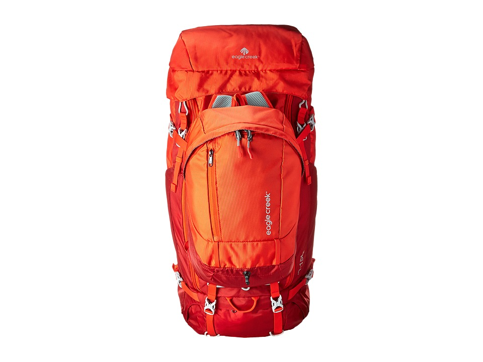 Eagle Creek - Deviate Travel Pack 85L (Flame Orange) Travel Pouch