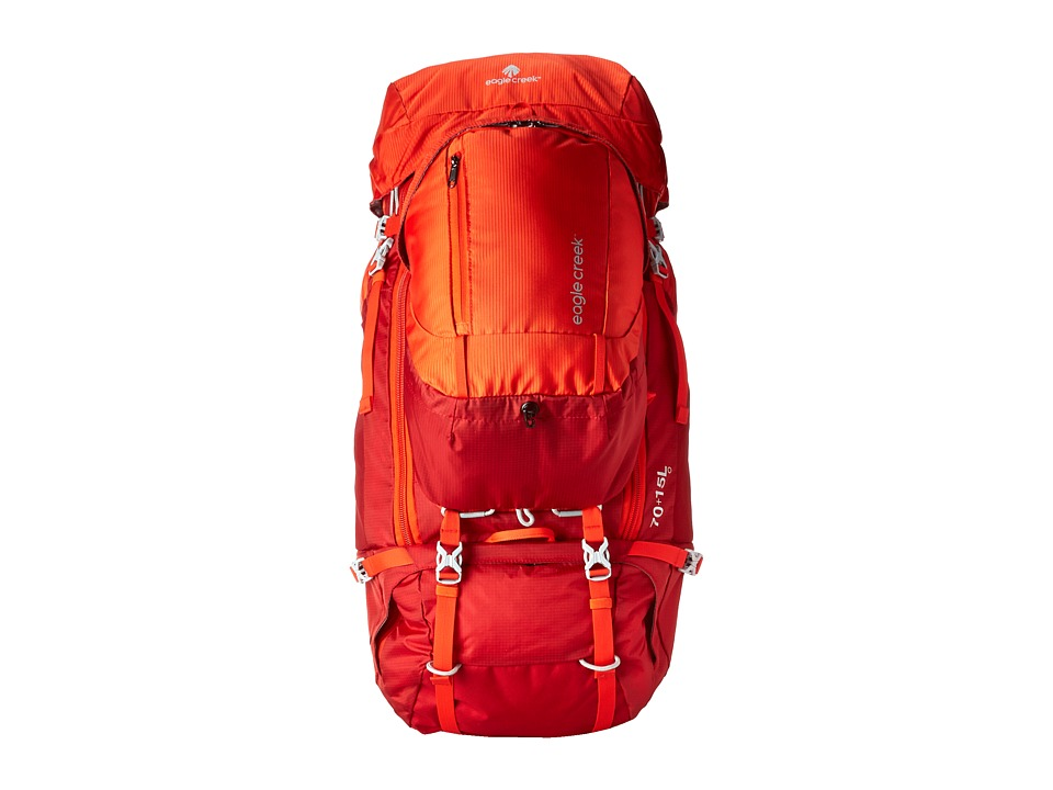 Eagle Creek - Deviate Travel Pack 85L W (Flame Orange) Travel Pouch