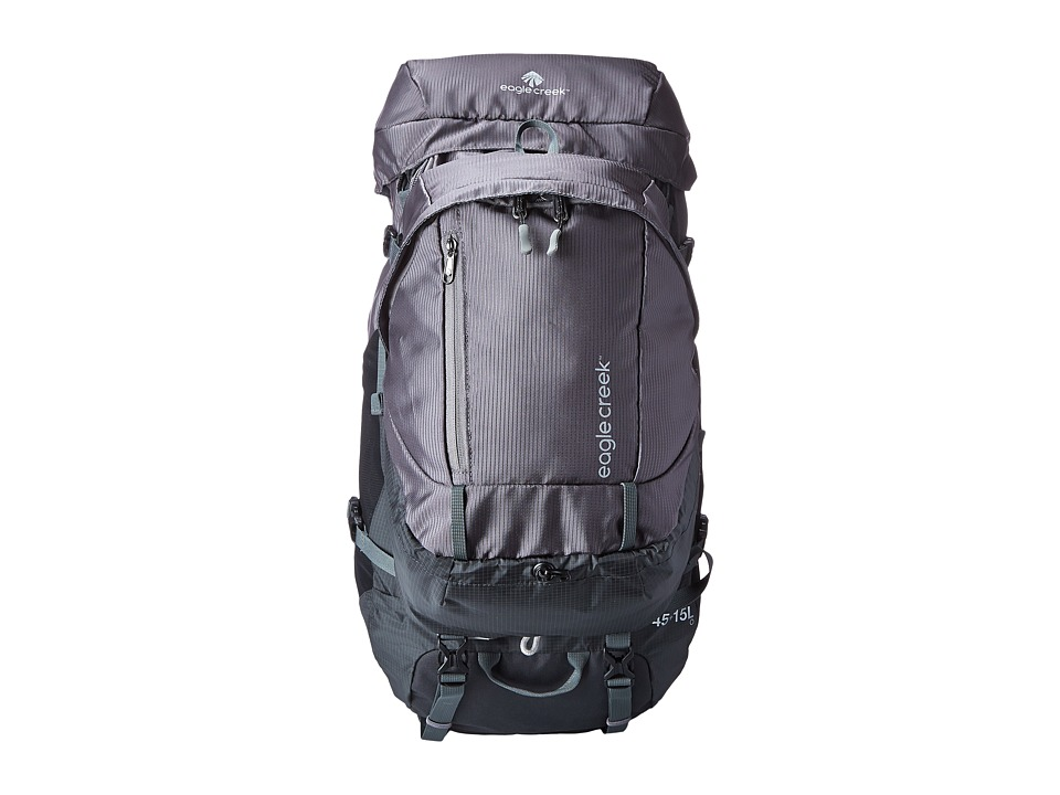 Eagle Creek - Deviate Travel Pack 60L W (Graphite) Travel Pouch