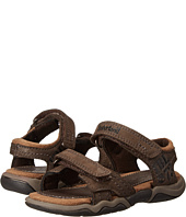 Timberland Kids - Earthkeepers® Oak Bluffs Leather 2-Strap (Toddler/Little Kid)
