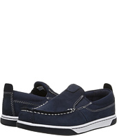 Timberland Kids - Earthkeepers® Groveton Leather and Fabric Slip-On (Toddler/Little Kid)