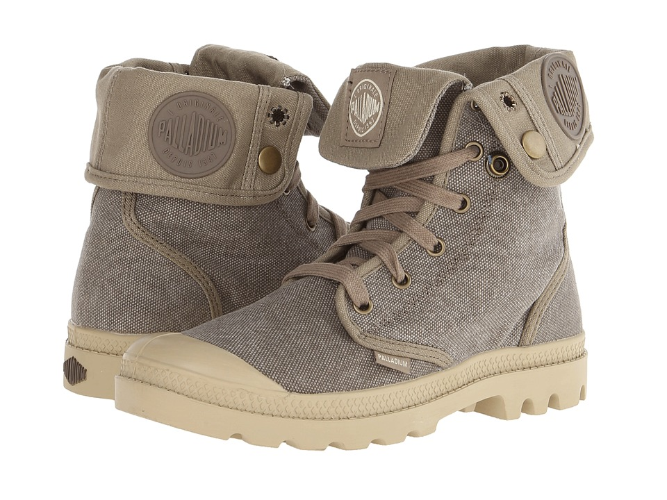 Palladium Baggy Boue/Putty Womens Lace up Boots
