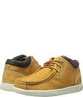 Timberland Kids - Earthkeepers® Groveton Leather and Fabric Moc Toe Chukka (Little Kid)