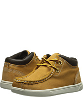 Timberland Kids - Earthkeepers® Groveton Leather and Fabric Moc Toe Chukka (Toddler/Little Kid)