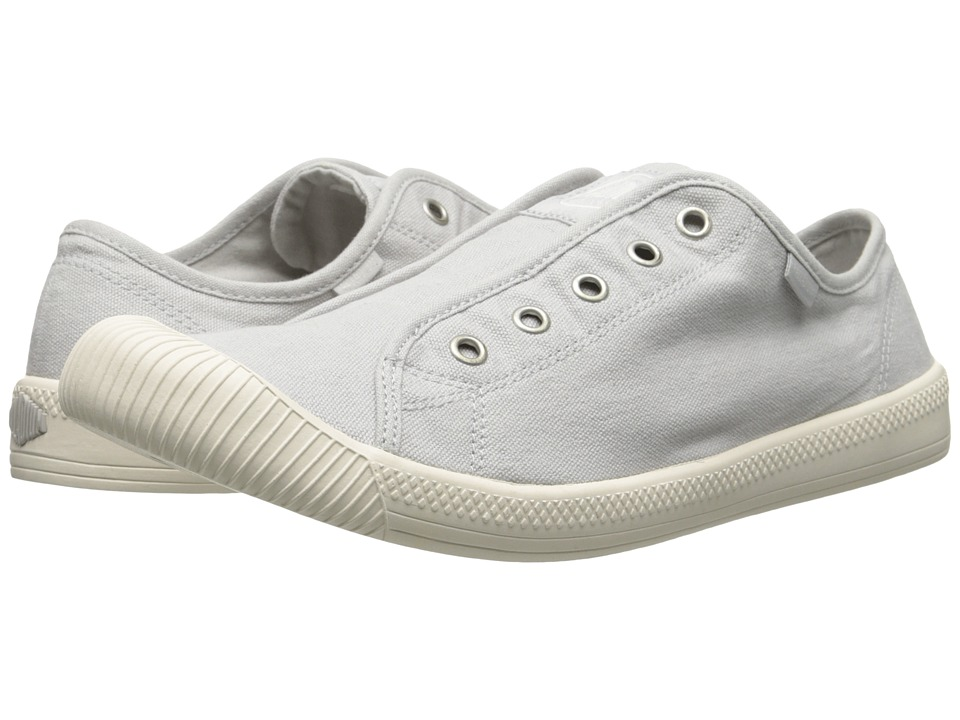 Palladium Flex Slip On (Lunar Rock/Marshmallow) Women