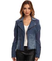 Sam Edelman - Denim Moto Jacket