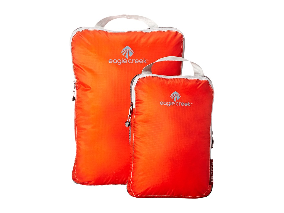 Eagle Creek - Pack-It Specter Compression Cube Set (Flame Orange) Bags