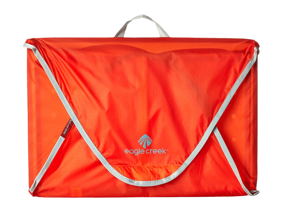 Eagle Creek - Pack-It Specter Garment Folder Medium (Flame Orange) Bags