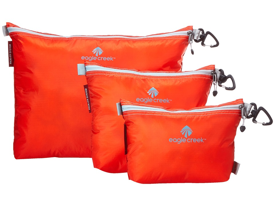 Eagle Creek - Pack-It Specter Sac Set (Flame Orange) Bags