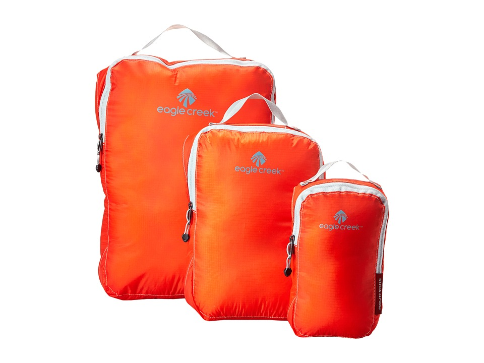 Eagle Creek - Pack-It Specter Cube Set (Flame Orange) Bags