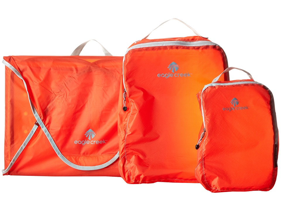 Eagle Creek - Pack-It Specter Starter Set (Flame Orange) Bags