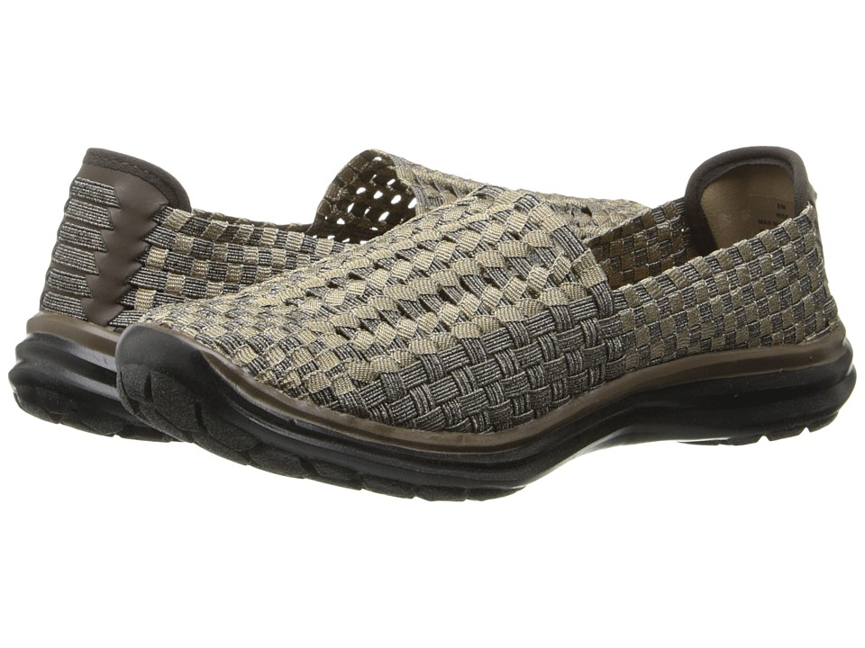 Cobb Hill Wise Bronze Womens Slip on Shoes