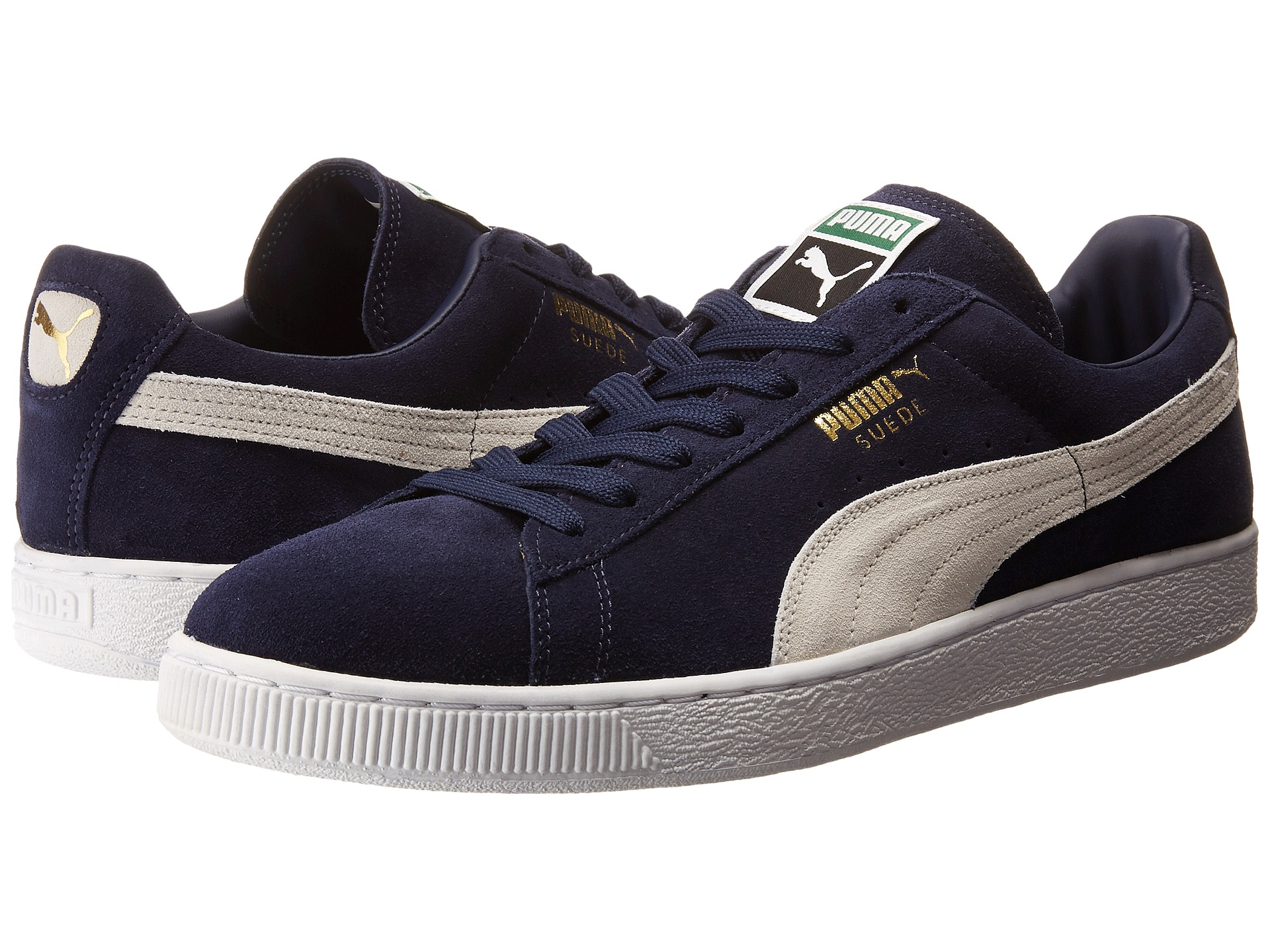 puma suede classic at. Black Bedroom Furniture Sets. Home Design Ideas