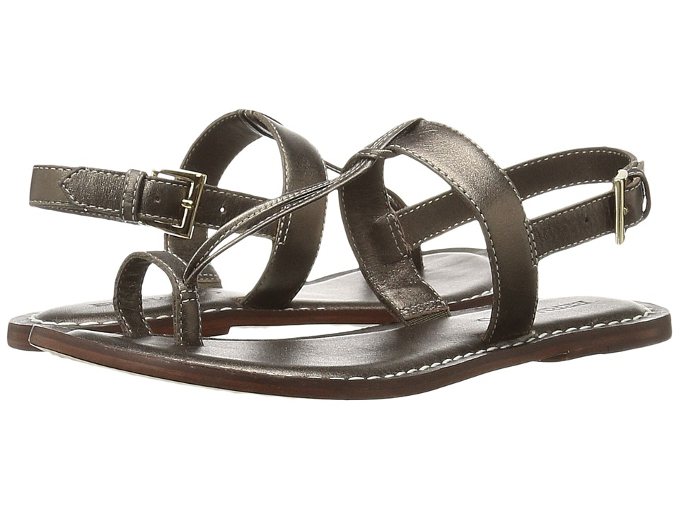 Bernardo - Maverick (Pewter Calf) Women's Sandals
