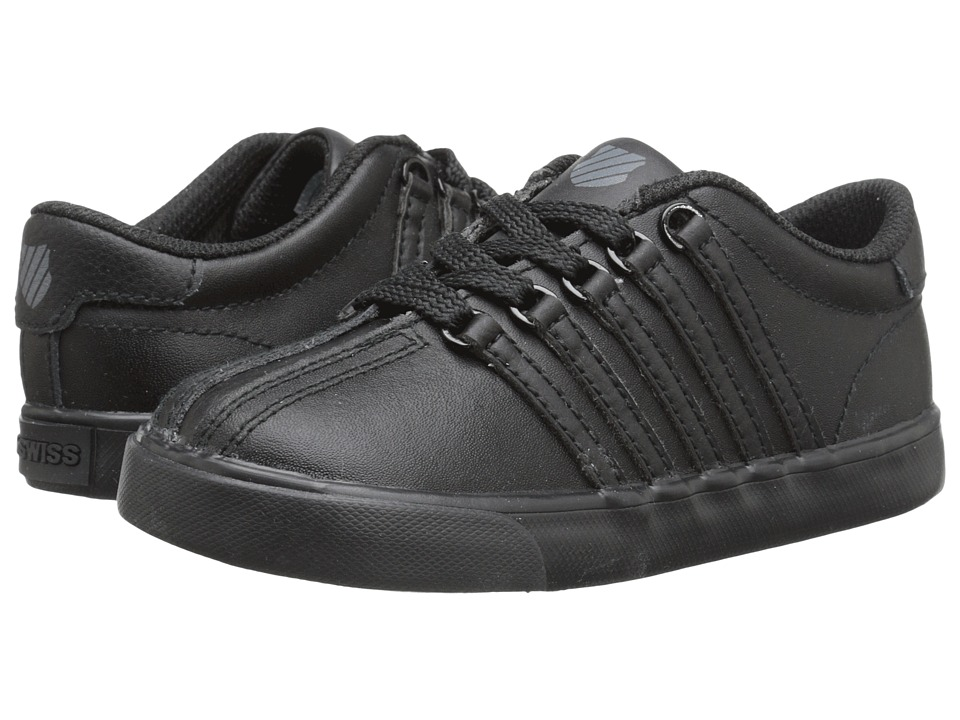 K Swiss Kids Classic VN Infant/Toddler Black/Black Kids Shoes