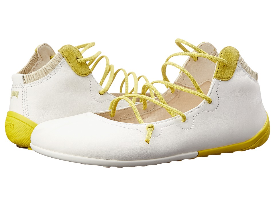 Camper - Peu Circuit - 46256 (White Natural) Women's Shoes