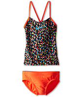 Nike Kids - Pixel Party V-Back Tankini (Big Kids)