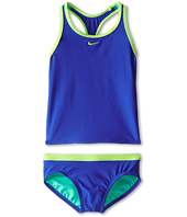 Nike Kids - Core Solid Racer Back Tankini And Brief (Big Kids)