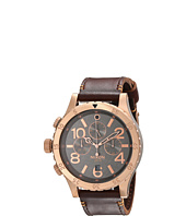 Nixon - The 48-20 Chrono Leather