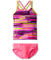 Nike Kids - Frequency Spiderback Tankini (Big Kids)