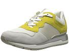 Geox D Shahira - White/Light Yellow