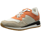 Geox D Shahira (White/Light Orange)