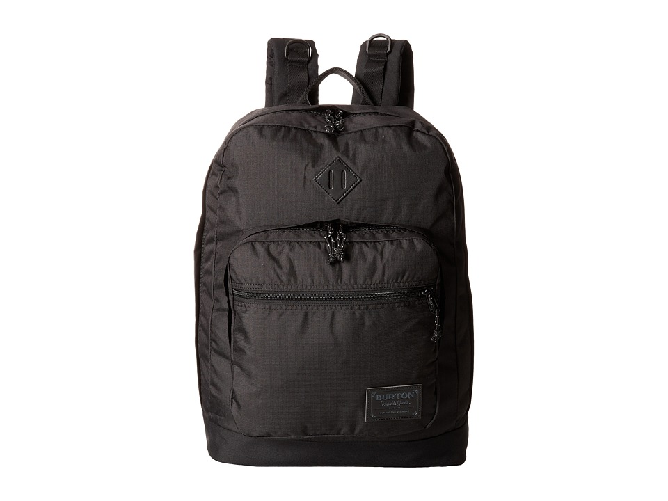 Burton - Big Kettle Pack (True Black Triple Ripstop) Backpack Bags