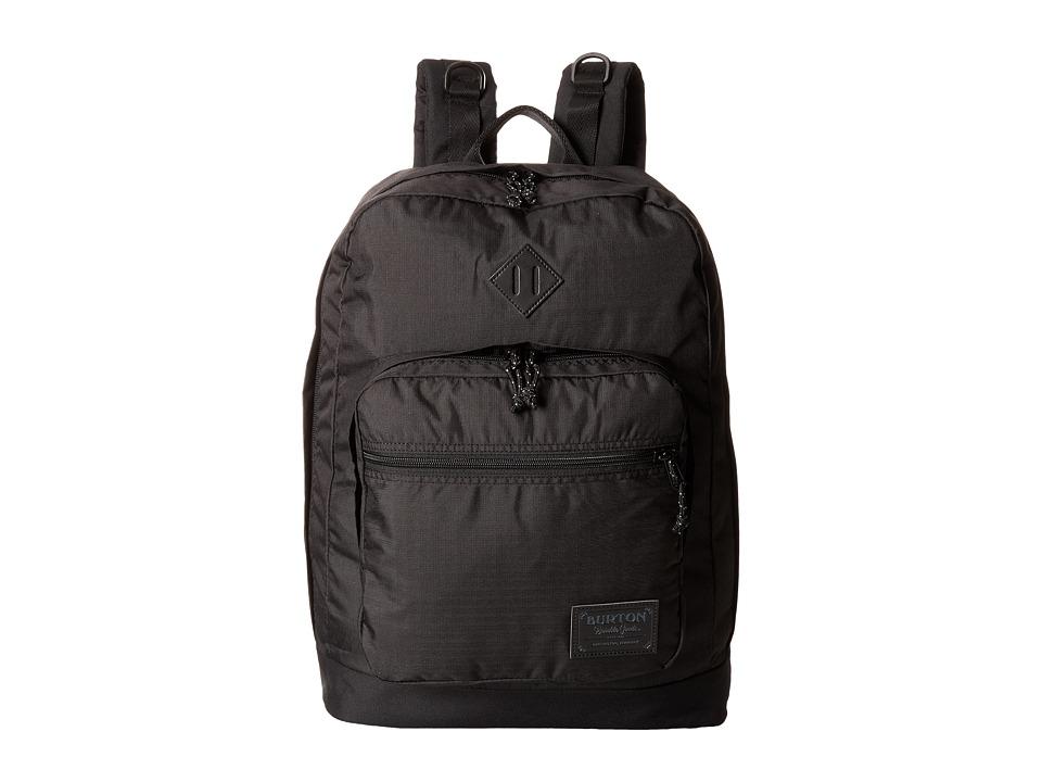 Burton - Big Kettle Pack (True Black Triple Ripstop) Backpack Bags