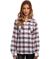 Sam Edelman - Plaid Button-Down Top