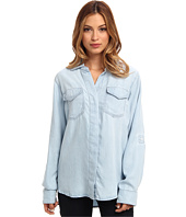 Sam Edelman - Chambray Button-Down Top