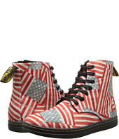 Dr. Martens Kid's Collection - Marley Lace Boot (Little Kid/Big Kid)