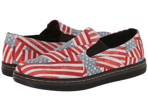 Dr. Martens Kid's Collection Timon Slip-On Shoe (Little Kid/Big Kid)