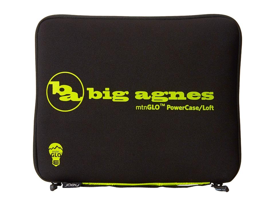 Big Agnes Powerstation Loft (Joey Power) mtnGLO (Black) O...