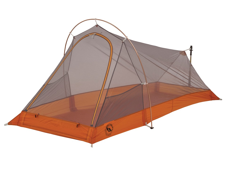 Big Agnes Bitter Springs UL 1 Person Tent Silver/Gold Outdoor Sports Equipment
