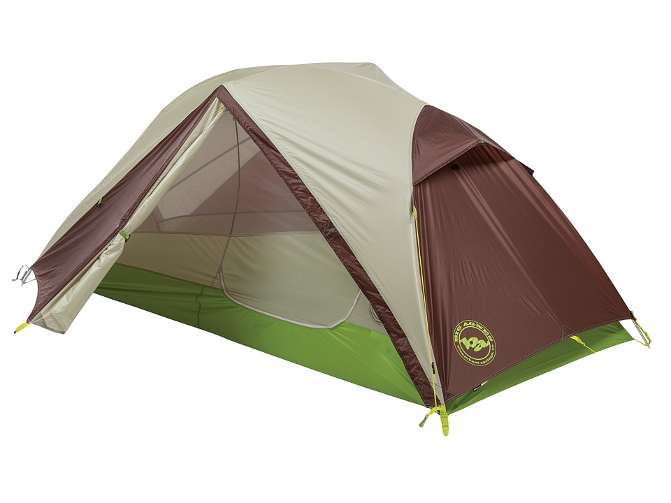 Big Agnes - Rattlesnake SL 1 Person mtnGLO Tent