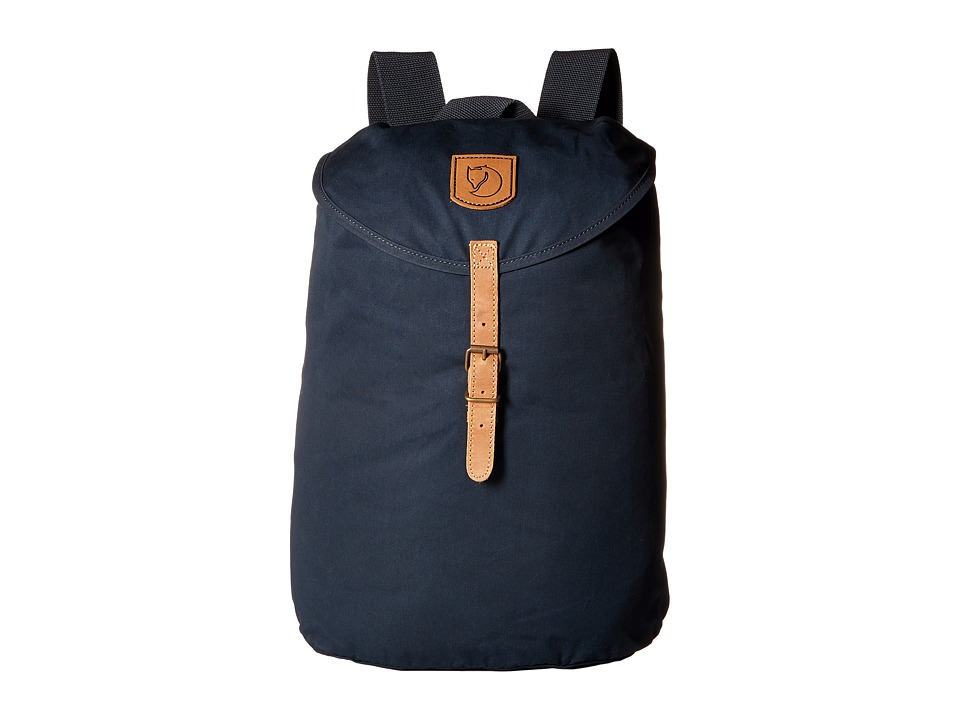 Fj llr ven - Greenland Backpack Small (Dark Navy) Backpack Bags
