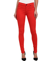 Hudson - Nico Mid-Rise Super Skinny in Infrared