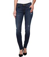 Hudson - Nico Mid-Rise Super Skinny in Cruel/Slight Distress
