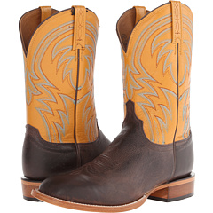 M2662 (Dark Brown) Cowboy Boots