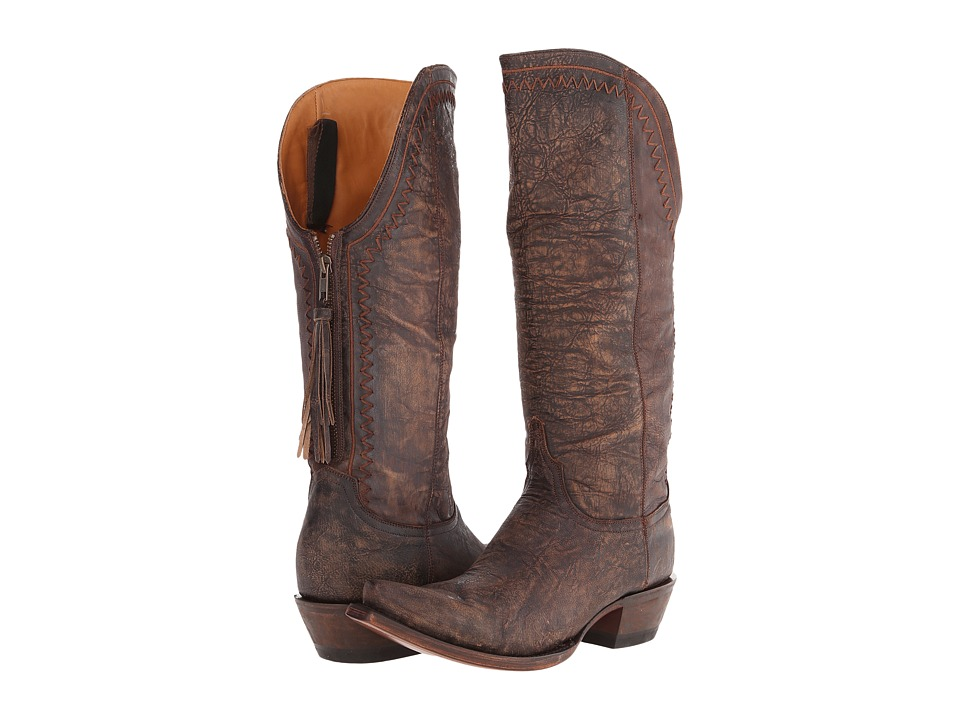 Lucchese M4910 (Tobacco) Cowboy Boots