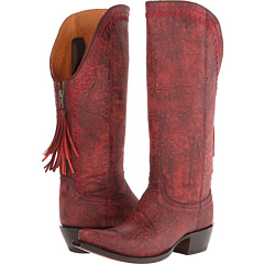 M4909 (Black Cherry) Cowboy Boots