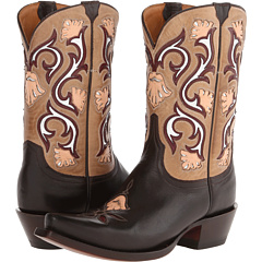 M4919 (Chocolate) Cowboy Boots