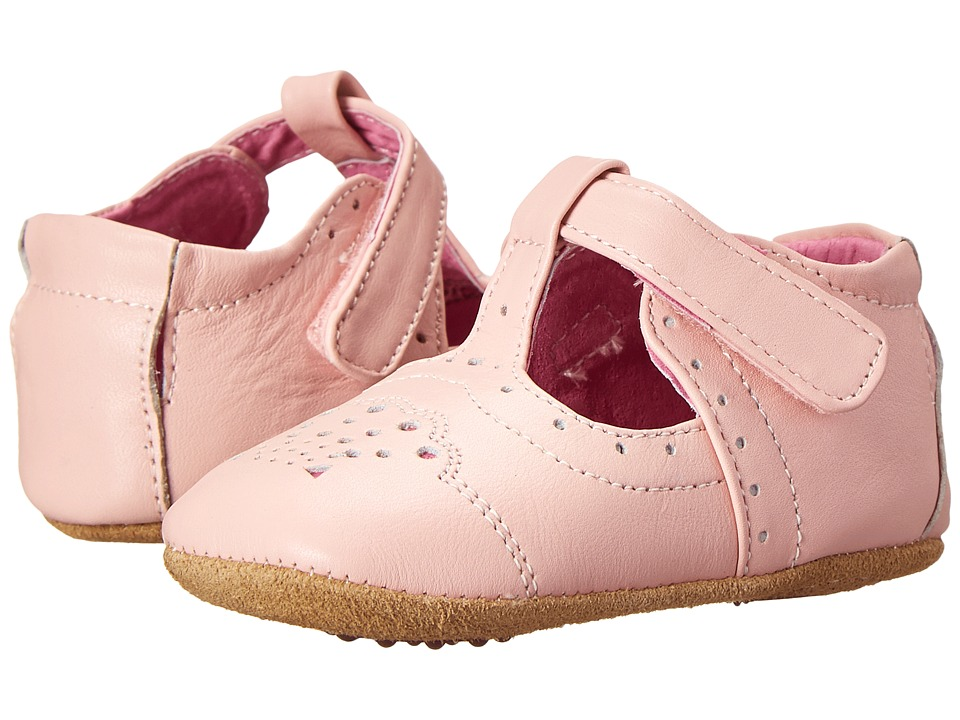 Livie amp Luca Cora Infant Light Pink Girls Shoes