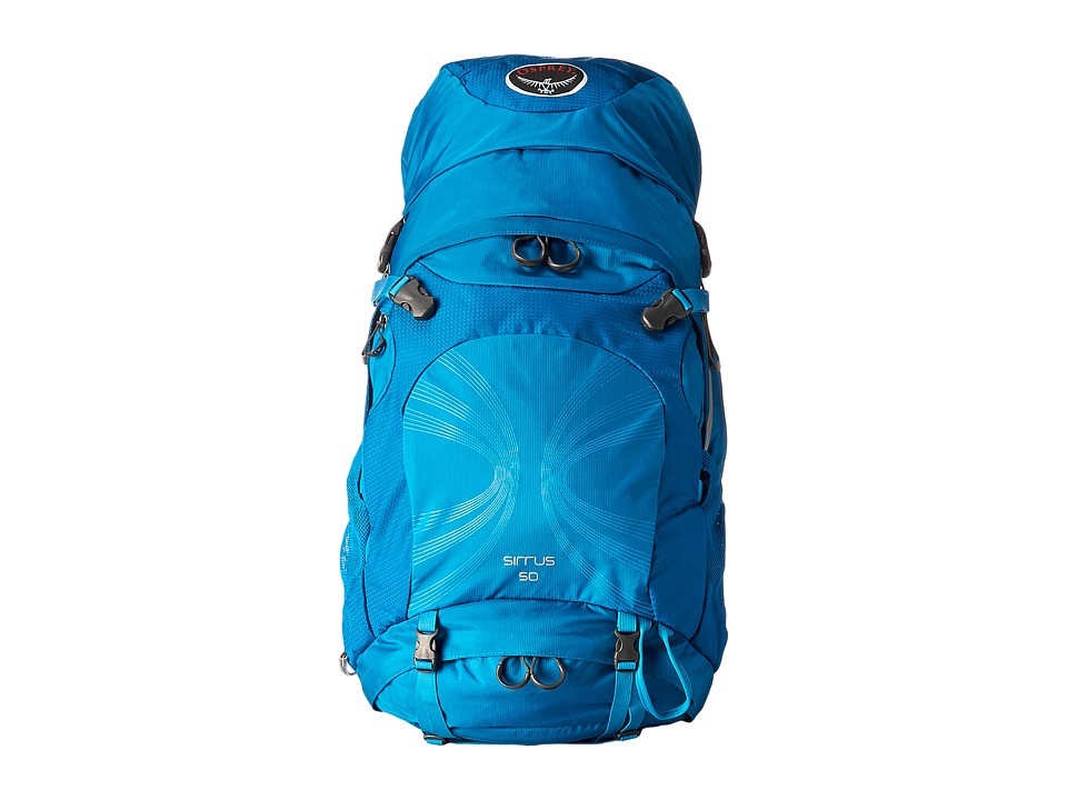 Osprey - Sirrus 50 (Summit Blue) Day Pack Bags