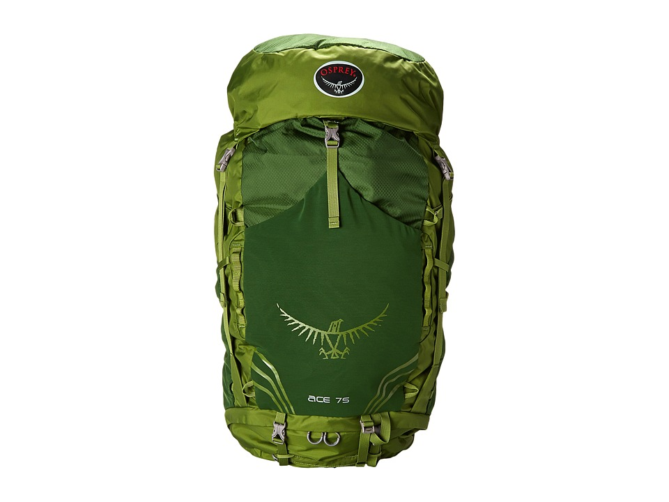 Osprey Ace 75 Ivy Green Backpack Bags